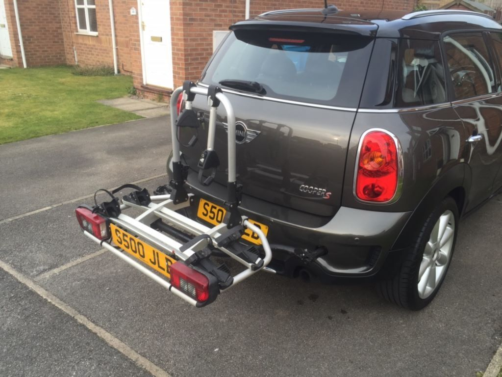 Mini Countryman R60 Rear Mounted Bike Rack In Hull East