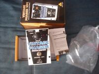 BEHRINGER VP1 PHASER, BOXED, BRAND NEW , UNWANTED GIFT