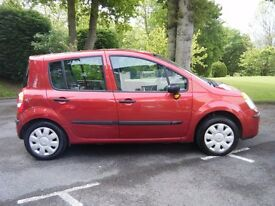 Renault Modus 1.4 Petrol 5 door Bargain Sale