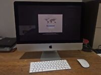 "Apple iMac 21.5"" Late-2015 4K Retina 3.1Ghz i5 Quad Core 8GB RAM 1TB HDD"