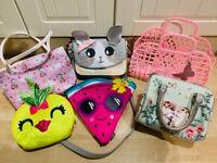 Girls bag bundle