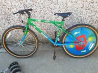 Jordan formula 1 7UP bike collecters