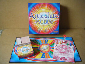 (Articulate for Kids) Description board game. from 2006, excellent and complete.