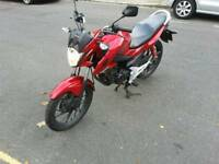 Honda cb125 f GLR cbf cbr excellent condition only 1299 .