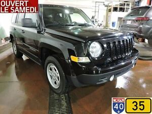 2015 Jeep Patriot NORTH, 4 ROUES MOTRICES, BAS MILLAGE