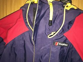 Berghaus outershell - ladies size 10-12 good condition £50