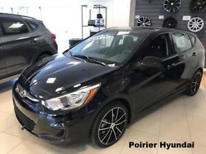 2017 Hyundai Accent GL  5 PORTES