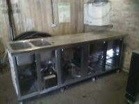 Mobile Bar and Back Bars