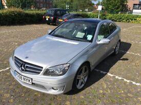 Mercedes Benz CLC 220 - Excellent condition
