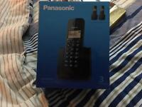 PANASONIC DIGITAL HOUSE PHONES TRIO CORDLESS