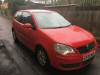 VW POLO - 3dr HATCHBACK (2006) - Low Miles - Two Owners - MOT - cheap £1695 ono