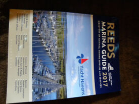 Reeds Marina Guide 2017 (Unused and in perfect condition)