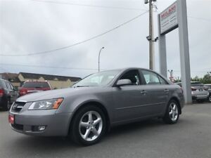 2008 Hyundai Sonata GLS Leather Sunroof Loaded Only 114,000KM