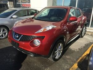 2014 Nissan Juke SL AWD | Navigation, Leather, Sunroof