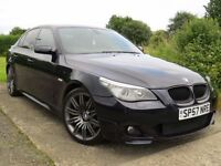 !!LCI FACELIFT!! 2007 BMW 520D M SPORT / MANUAL / FULL SERVICE HISTORY / IMMACULATE CONDITION