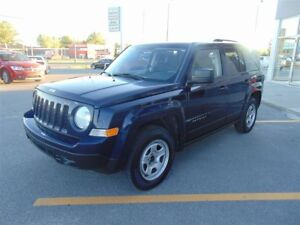 2012 Jeep Patriot North*4X4*RÉGULATEUR DE VITESSE*