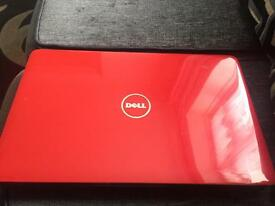 Dell 1545 Laptop in Red