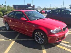 BMW 3 SERIES 2.0 318Ci SE Coupe