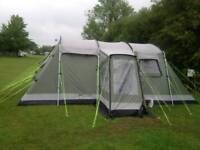 Outwell Montana 6 tent+ carpet +groundsheet