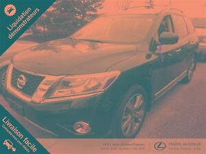 2015 Nissan Pathfinder *Bientôt Disponible* Platinum