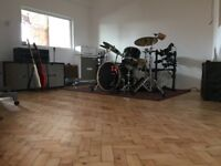 Music Studio/Space Available