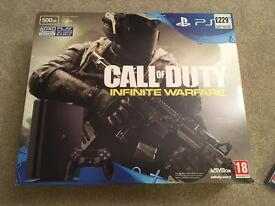 playstation 4 and call of duty infinite warfare