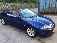 2002 MG TF 1.8 9 Months MOT