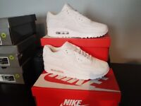 New and boxed Air Max 90 and 97