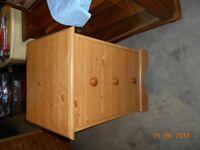 bedside table/locker