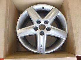 "Audi A6 Alloy Wheel (slightly 'kerbed') 7.5J x 17"""