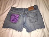 Levi Strauss & co. Shorts