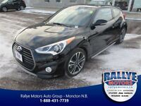 2016 Hyundai Veloster Turbo, Backup Camera, Heated Seats $144 b/