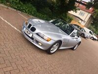 MUST LOOK !!! BMW Z3 ROADSTER !! GREAT CONDITION !! private reg S3 MUP !!