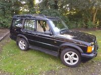 Land Rover Discovery 81000 miles TD5 Diesel X Reg 4x4