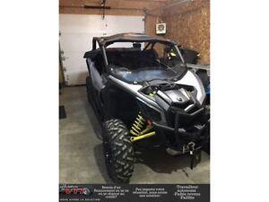 2018 Can-Am Maverick X3 Turbo