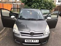 2004 Toyota Corolla Verso 2.0 D-4D T3 5dr FULLY HPI CLEAR 7 Seater Family Car @07445775115