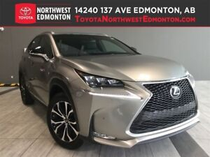 2015 Lexus NX 200t F Sport 3 | AWD | Complete 3M Package