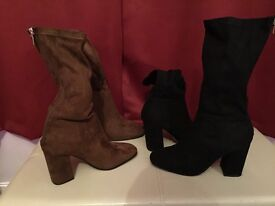 Size 7 ladies boots