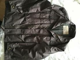 Men's wax jacket by Rocha John Rocha