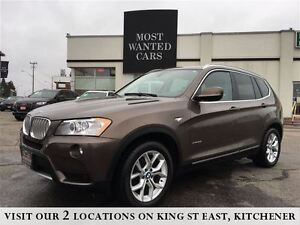 2013 BMW X3 28i | CREAM LEATHER | NAVIGATION | REAR CAMERA