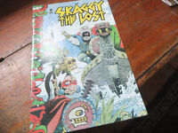 Skaggy the lost – Comic Magazine