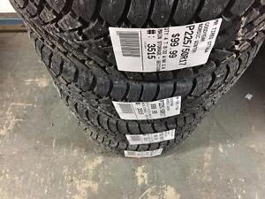 225/50/17 Goodyear Nordic Winter *Winter Tires*