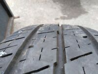Van tyre 215,65,r15c..garage clear out. Looks in good condition. Good tread left on it.