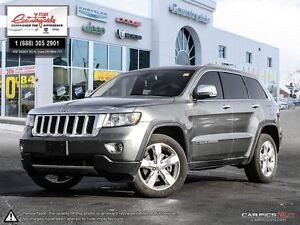 2012 Jeep Grand Cherokee Overland *AS IS*
