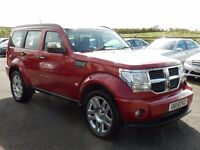 2008 dodge nite 2.7 v6 petrol ON GAS only 52000 miles, motd april 2018 tidy example