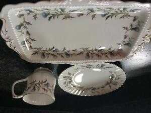 Royal Doulton 8 piece place setting.