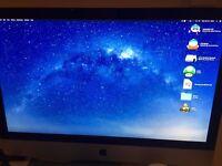 "iMac 27"" / 2.7GHz / 4GB RAM / excellent condition"