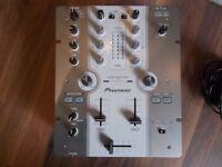 Pioneer DJM 250 Mixer (WHITE)