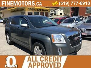 2012 GMC Terrain SLE-1 *AWD *All Wheel Drive *Security System