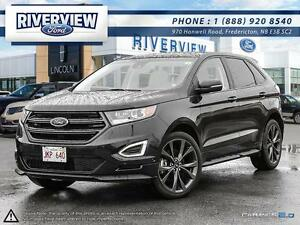 2015 Ford Edge Sport-1.9%!! Free Extended Warranty!!